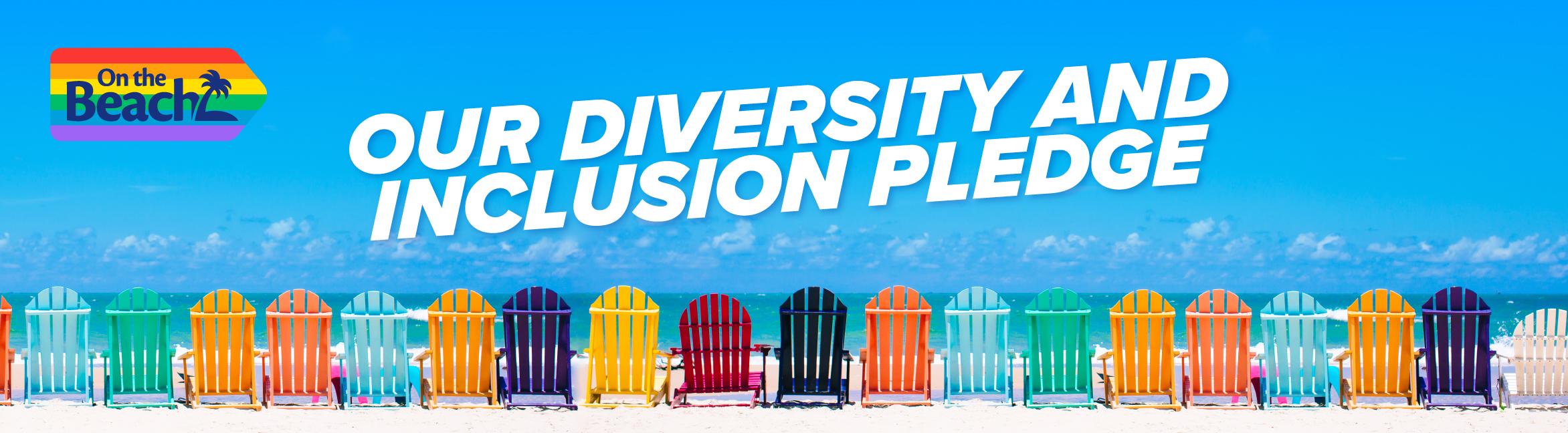 Our Diversity & Inclusion Pledge