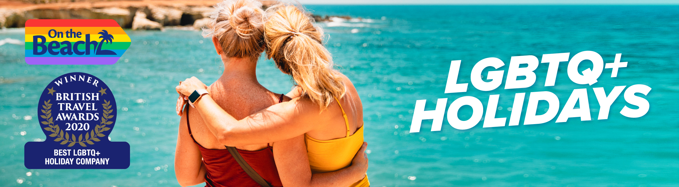 LGBT Holidays with On the Beach