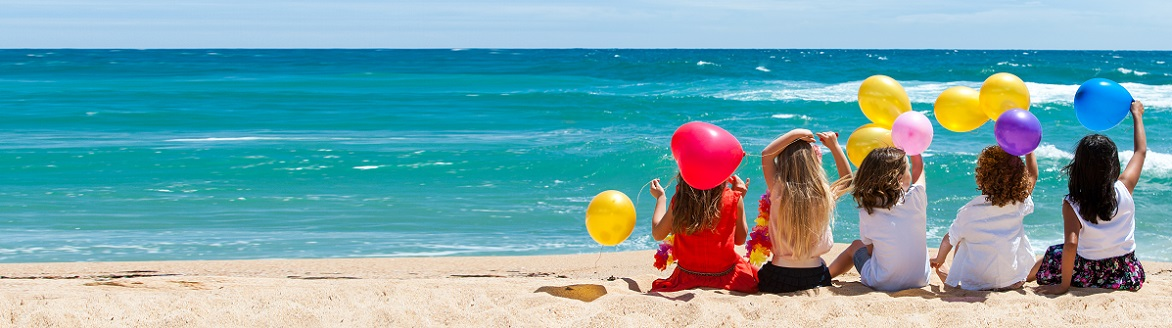 Kids Included Holidays with On the Beach