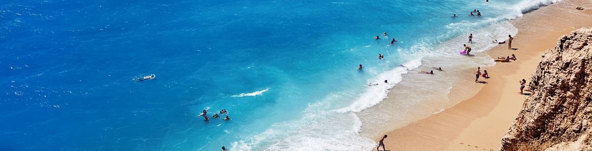 Turkey beach